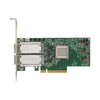 Mellanox ConnectX-4 EN network interface card, 40/56GbE dual-port QSFP28, PCIe3.0 x8, tall bracket, ROHS R6 (MCX414A-BCAT)