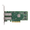 Mellanox ConnectX-4 Lx EN network interface card, 10GbE dual-port SFP+, PCIe3.0 x8, tall bracket, ROHS R6 (MCX4121A-XCAT)