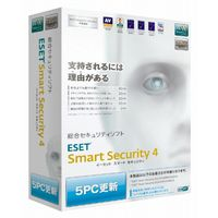 ESET Smart Security V4.0  5PC 更新