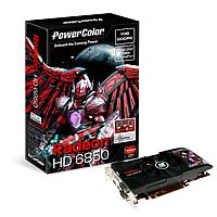PowerColor HD6850 1GB GDDR5