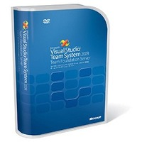 Microsoft Visual Studio Foundation Server 2008 1 Clt (125-00564)画像