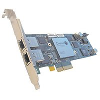 2-port GbE Storage Accelerator with PCI-E 4x & 1000BASE-T w/Chimney Support