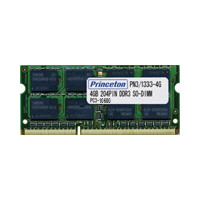 PRINCETON DDR3-1333 PC3-10600 204pin SODIMM 8GB (PDN3/1333-8G)画像