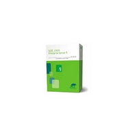 Novell SUSE LINUX Enterprise Server 9 for x86 and for AMD64 & Intel EM64T SoftwareMediaKit Strong Encryption(128+bit)Multilingual 1-Server upto 16CPU Annual Upgrade Protection (811-122102-001)画像