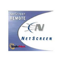 Juniper NETWORKS NetScreen-Remote VPN Client 8 for Windows 10 user license (NS-R8A-010)画像
