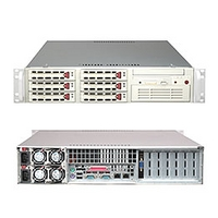 SUPERMICRO Superserver 6024H-8R (SYS-6024H-8R)画像