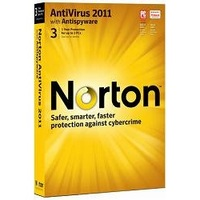 Norton AntiVirus 2011 英語版