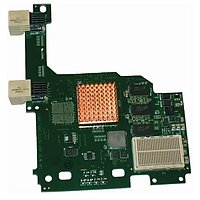 2-port IBM BladeCenter 10GbE UWire Adapter with PCI-E x8 Gen 2, 32K conn.