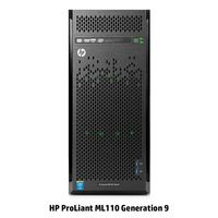 Hewlett-Packard ML110 Gen9 Xeon E5-2603 v4 1.70GHz 1P/6C 8GBメモリ (838502-291)画像