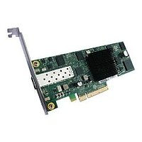 1-port 10GbE Storage Accelerator with PCI-E 8x w/Optical Interface twin-ax ready