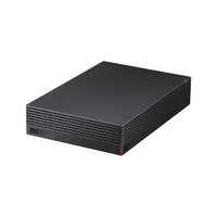BUFFALO HD-LDS2.0U3-BA USB3.1(Gen.1)対応 外付けHDD 2TB ブラック (HD-LDS2.0U3-BA)画像