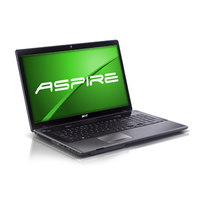 <Aspire AS7750-A78G/LK>ノートPC(17.3インチWXGA/Core i7-2670QM/2.20GHz/8GB/1000GB/Blu-Ray(読込のみ)&S-Multi/Windows7HomePremium64bit:ブラック)