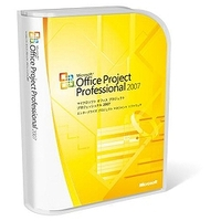 Microsoft Project Professional 2007 (H30-01864)画像