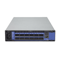 SwitchX-2 based 12-port QSFP+ FDR 56Gb/s 1U InfiniBand Switch (Externally managed)画像