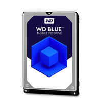 Western Digital WD Blue SATA6Gb/s 128MB 1TB 5,400rpm class 2.5inch 7mm SMR (WD10SPZX)画像