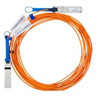 Mellanox active fiber cable, ETH 40GbE, 40Gb/s, QSFP, 10m画像