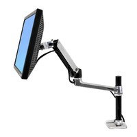 Ergotron LX Desk Mount Arm Long Pole (45-295-026)画像