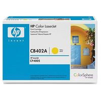 Hewlett-Packard プリントカートリッジ イエロー(CP4005) CB402A (CB402A)画像