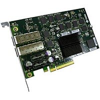 2-port 10GbE Storage Accelerator with PCI-E 8x w/Optical Interface twin-ax ready - Full Height