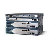 CISCO 2821 w/ AC PWR,2GE,4HWICs,3PVDM,1NME-X,2AIM,IP BASE,64F/256D(初年度保守含) (CISCO2821)画像