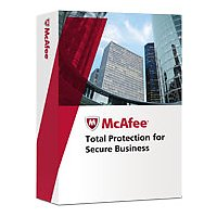 McAfee Total Protection for Secure Business 26-50ユーザ(サポート1年含) (TEBCBJ-AA-BA)画像