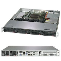 SUPERMICRO SuperServer 5019C-MR (SYS-5019C-MR)画像