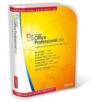 Microsoft Office 2007 Professional アカデミック (269-10315)画像