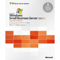 Microsoft Windows Small Business Server Premium 2003 R2 Japanese CD/DVD 5 CAL (T75-01294)画像