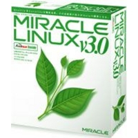 MIRACLE LINUX Miracle Linux v3.0 – Asianux Inside (J08436-02)画像