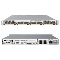 SUPERMICRO SYS-6015P-8B (SYS-6015P-8B)画像