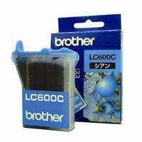 brother LC600C インクカートリッジ シアン (LC600C)画像