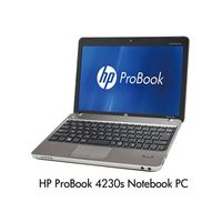 HP ProBook 4230s Notebook PC 2310M/12W/2/250/N/s/7PR/M
