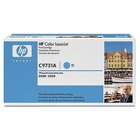 Hewlett-Packard C9731A プリントカートリッジ(シアン 5500/dn用) (C9731A)画像