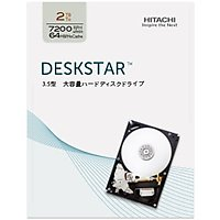 HITACHI IDK/2.0TB/6Gb/s SATA/7200rpm/3.5inch