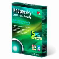 Kaspersky Small Office Security (5PC+1Server)