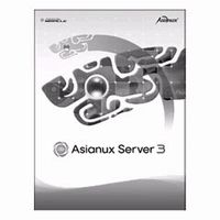 MIRACLE LINUX Asianux Server 3 ベーシックパック (ML01263)画像