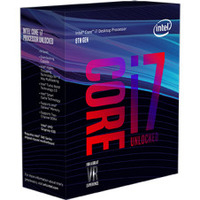 Intel Core i7-8700K 3.70GHz 12MB LGA1151 COFFEE LAKE (BX80684I78700K)画像