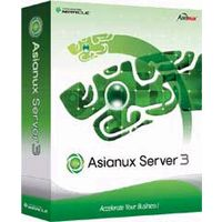 MIRACLE LINUX Asianux Server 3 for x86(32bit)スタンダードパック (ML01264)画像