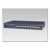 NETGEAR 24ポート Gigabit Copper Switch (JGS524JP)画像