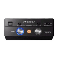 PIONEER VIDEO SWITCHER (VSW-1)画像