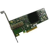 1-port 10GbE Server Adapter with PCI-E 8x w/Optical Interface twin-ax ready