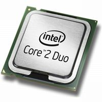 Intel Intel Core 2 Duo processor/2.33GHz/4MB/1333 MHz/LGA775 (BX80557E6550)画像
