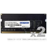 ADS2133N-16GW DDR4-2133 SO-DIMM 16GB 2枚組画像