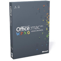 Office for Mac Home and Business 2011 日本語版