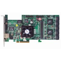 areca Serial ATA II PCI-Express x8 Bus 12ポートRAIDカード (ARC-1230×8)画像