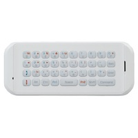Bluetooth対応 多機能キーボード「iBOW mobile」 for iPhone White PTM-BHKIW
