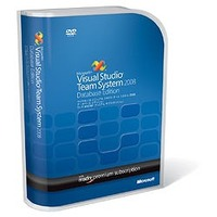 Microsoft Visual Studio Team System  Database 2008 w/MSDN Prem (UEA-00091)画像