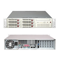 SUPERMICRO Superserver 6024H-T (SYS-6024H-T)画像