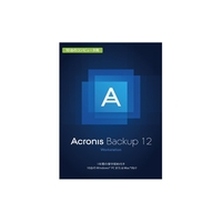 Acronis Acronis Backup 12 Workstation Lin-10 Computers – incl. AAS BOX (PCWYB5JPS91)画像