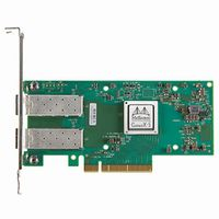 Mellanox ConnectX-5 Ex EN network interface card, 25GbE dual-port SFP28, PCIe3.0/4.0 x8, tall bracket (MCX512A-ADAT)画像